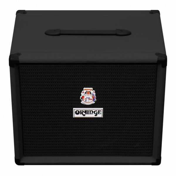 Baffle ampli basse Orange OBC 112 1X12 Black