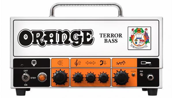 Tête ampli basse Orange Terror Bass 500 Head 500W