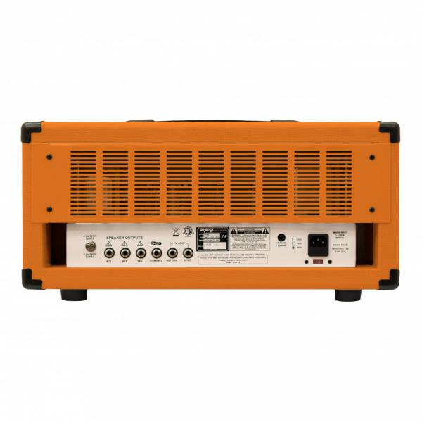 Tête ampli guitare électrique Orange TH30H Head - Orange