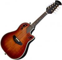 Mandoline Ovation MM68AX-DS - Distressed sunburst