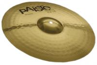 Cymbale crash Paiste 101 Brass Crash - 16 pouces