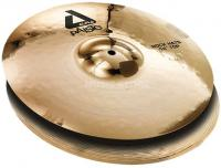 Cymbale hi hat charleston Paiste Alpha Brilliant Rock Hi Hat - 14 pouces