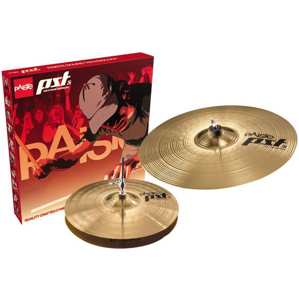 Pack cymbales Paiste PST5 Essential Set 14
