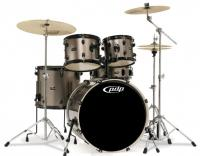 image PD-802602 Mainstage Stage 22 - 5 fûts - Bronze metallic black hw