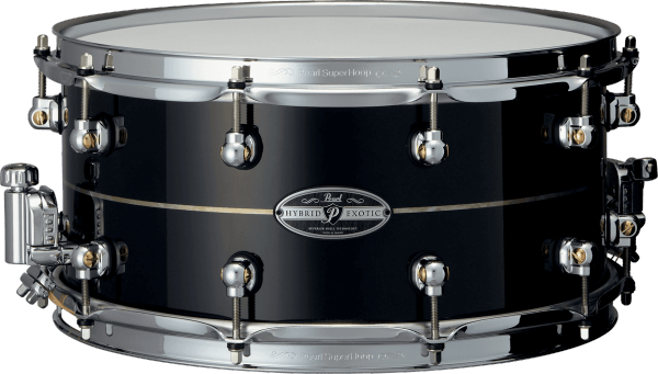 Caisse claire Pearl HEK1450 Hybrid Exotic 14x5