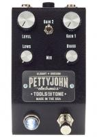 Pédale overdrive / distortion / fuzz Pettyjohn electronics Fuze Distortion/Fuzz