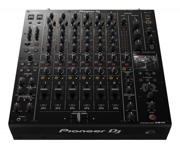 Table de mixage dj Pioneer dj DJM-V10