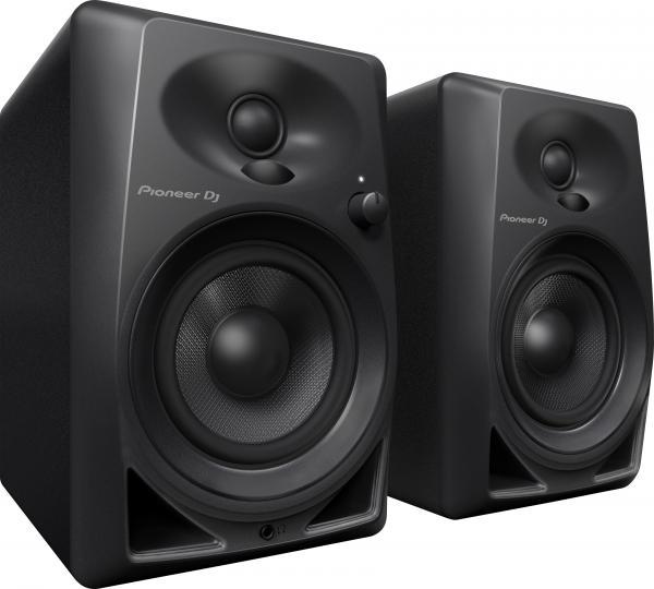 enceinte monitoring active pioneer dj dm 40 la paire star 39 s music. Black Bedroom Furniture Sets. Home Design Ideas