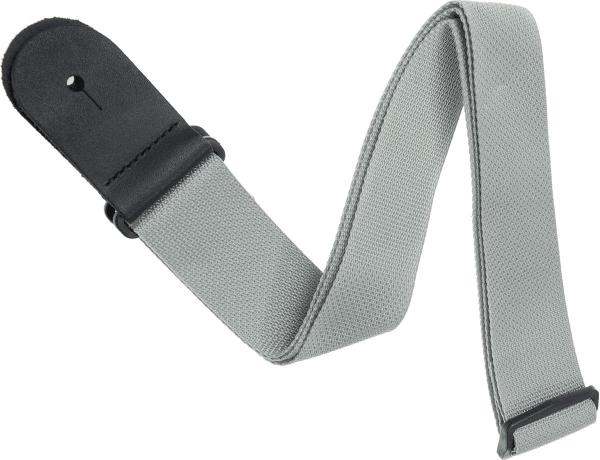 Sangle courroie Planet waves S108 Woven Polypropylene Guitar Strap - Silver
