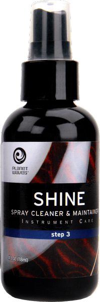 Entretien et nettoyage guitare & basse Planet waves Shine Instant Spray Cleaner