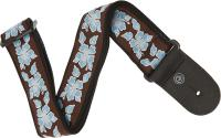 World Woven Guitar Strap Aloha