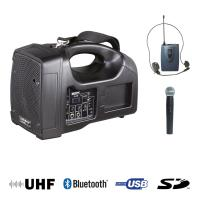 Sono portable Power acoustics BE 1400 PT UHF