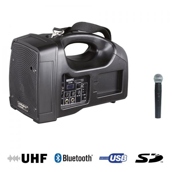 Sono portable Power acoustics Be 1400 UHF