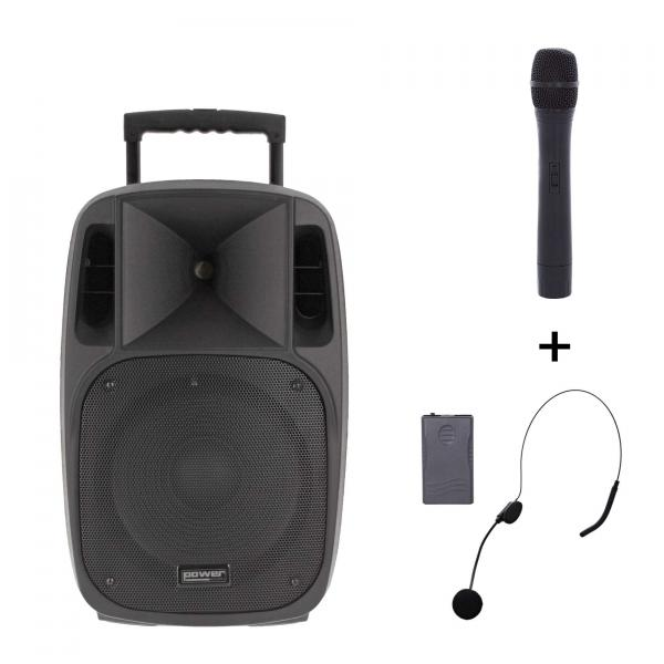 Sono portable Power acoustics Moovy 12 Mk2