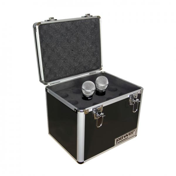 Valise transport micro Power acoustics Valise rangement micro BL