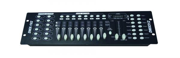 Contrôleur et interface dmx Power lighting Console DMX MK2