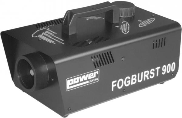Machine à fumée Power lighting Fogburst 900