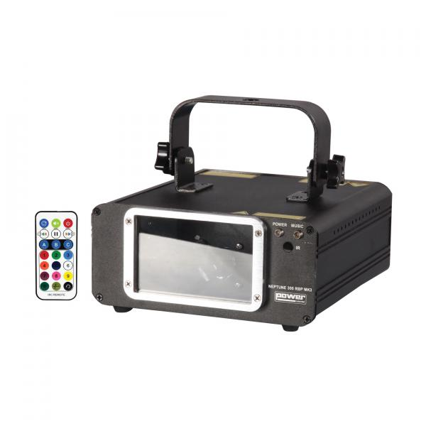 Laser Power lighting Neptune 300 RBP MK3 - Noir