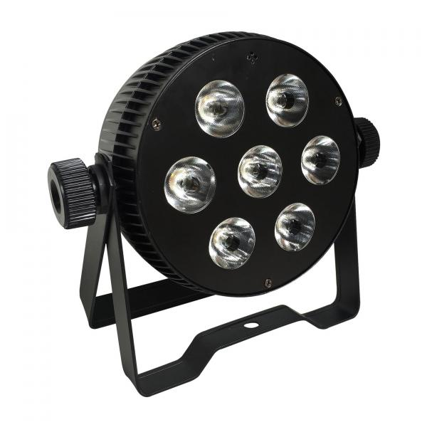 Par Power lighting Slim par 7x10W QUAD