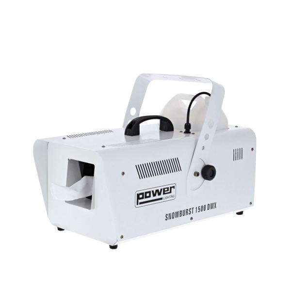 Machine à neige Power lighting Snowburst 1500 Dmx