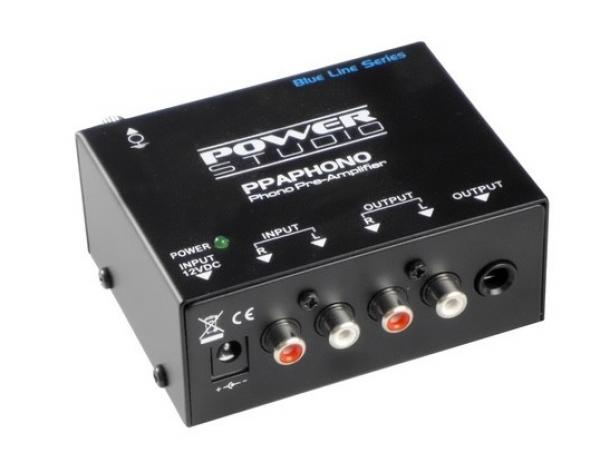 Préampli Power studio PPA Phono