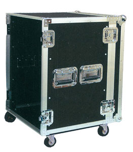 Flight case rack Power acoustics FC12