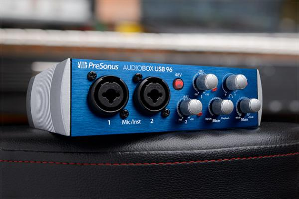 Pack home studio Presonus Atom Producer Lab