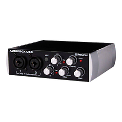 image Audiobox USB 96 Black Edition
