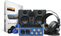 Pack home studio Presonus AUDIOBOX USB 96 STUDIO ULTIMATE