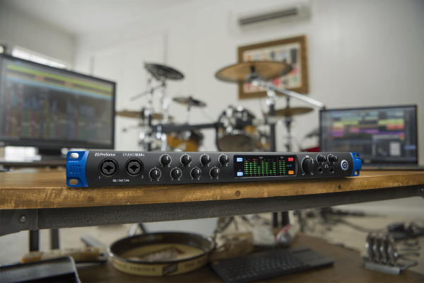 Interface audio Presonus Studio 1824C