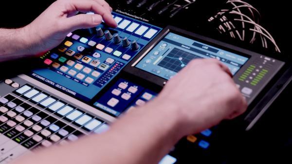 mixage studio