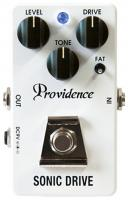 Pédale overdrive / distortion / fuzz Providence Sonic Drive SDR-4R Ltd