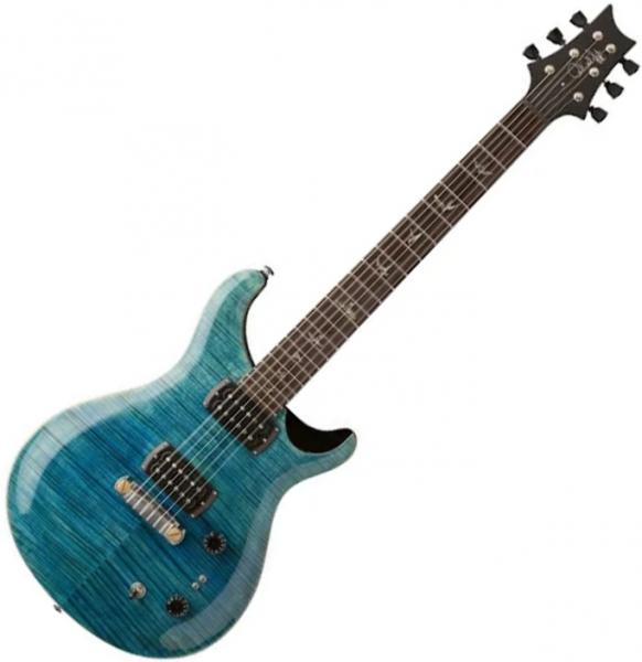 Guitare électrique solid body Prs SE Paul's Guitar - aqua blue