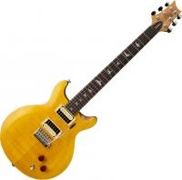Guitare électrique solid body Prs SE Santana 2018 - Santana yellow