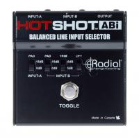 Footswitch & commande divers Tonebone                       HotShot ABi