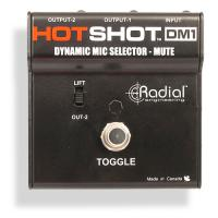 Footswitch & commande divers Tonebone                       HotShot DM-1