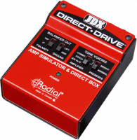 Boitier direct di Tonebone                       JDX Direct Drive