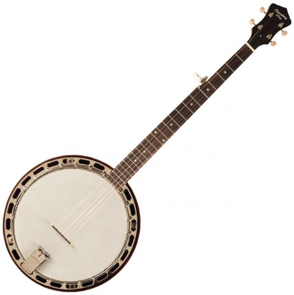 Banjo Recording king Dirty 30's Closed-Back RKH-05 - Natural