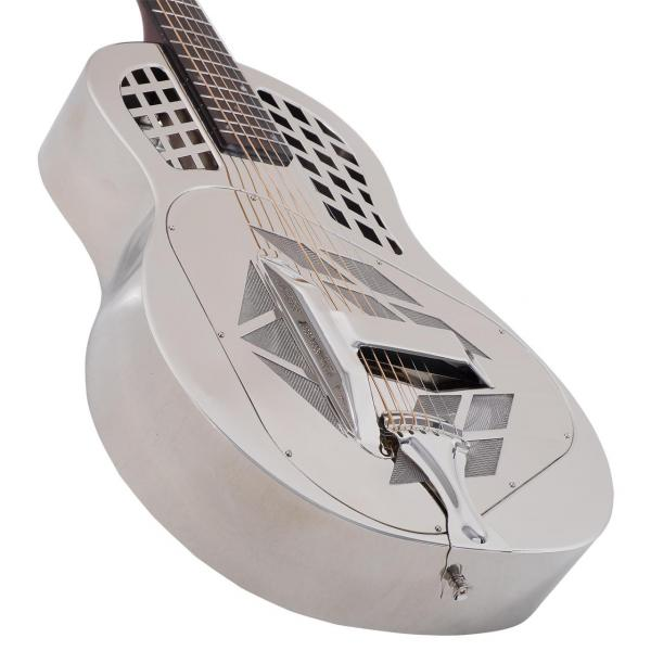Dobro resonateur Recording king RM-991 Tricone Metal Body Resonator - metal