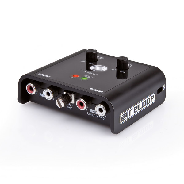 Carte son usb Reloop iPhono 2