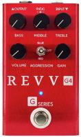 Pédale overdrive / distortion / fuzz Revv G4 Distortion
