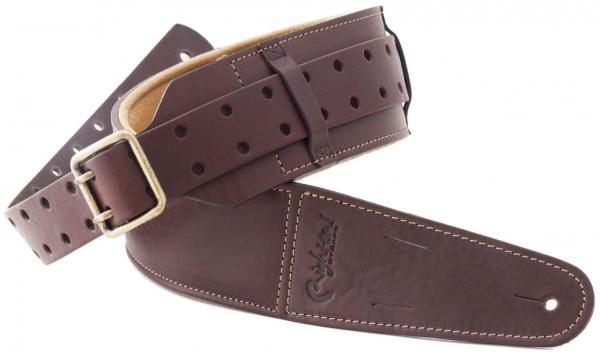 Sangle courroie Righton straps Magic Backbeat Guitar Strap - Brown