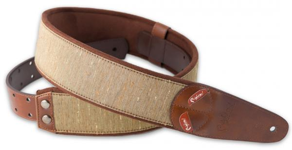 Sangle courroie Righton straps Mojo Boxeo Guitar Strap - Beige