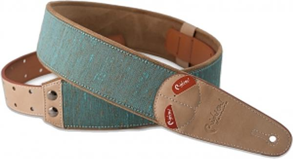 Sangle courroie Righton straps Mojo Boxeo Guitar Strap - Teal