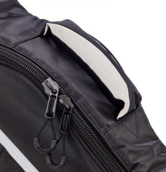 Housse guitare électrique Ritter Performance RGP8-EX Explorer Guitar Bag - Black/White