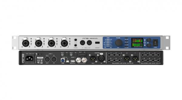 Interface audio Rme Fireface UFX+