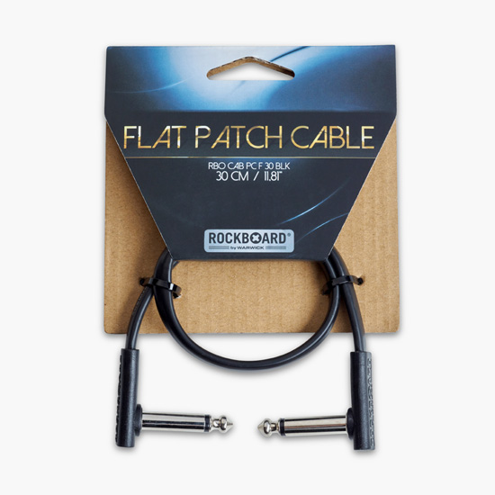 Patch Rockboard PCF 30 BLK PATCH PLAT 30CM
