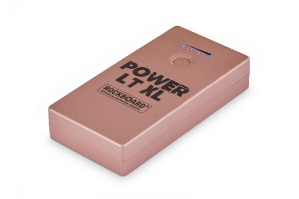 Alimentation Rockboard Power LT XL - Rose Gold