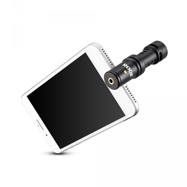 Micro cravate Rode Sc6l Mobile Interview Kit