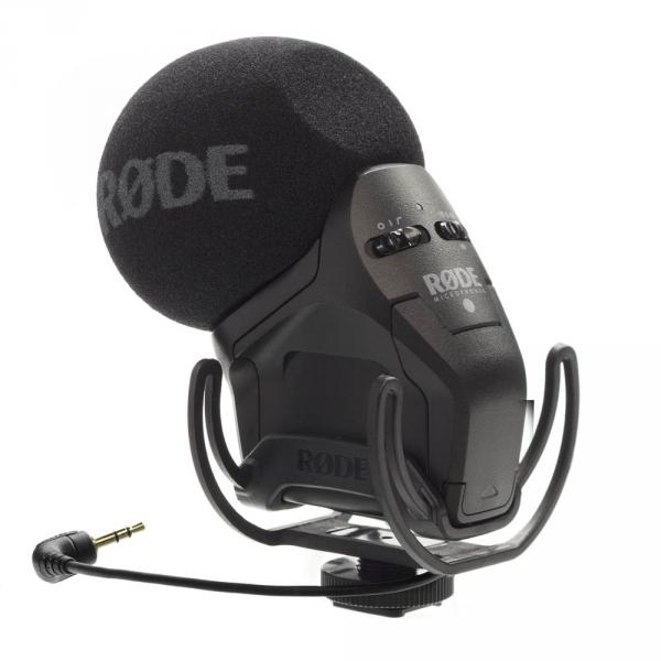 Micro camera Rode Stereo VideoMic Pro-R